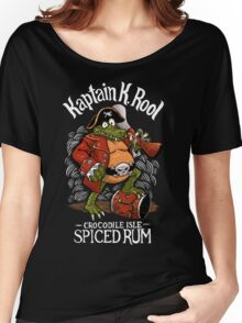 Kaptain's Rum Women's Relaxed Fit T-Shirt