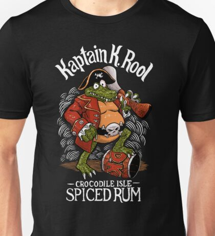 Kaptain's Rum Unisex T-Shirt