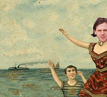 Neutral Milk Hotel - Jeff Mangum on In the Aeroplane Over the Sea Cover by Jake L