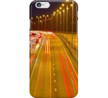 Black Friday Rush Hour iPhone Case/Skin