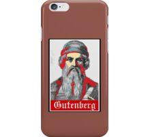 Gutenberg iPhone Case/Skin