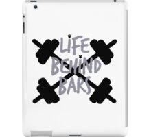 Life Behind Bars  iPad Case/Skin