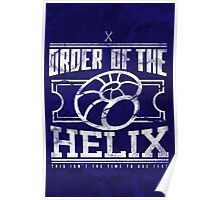 Order of the Helix Poster
