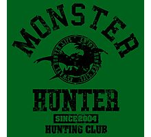 Monster Hunter Hunting Club Photographic Print