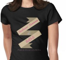 Shelby - Irrelevancy Womens Fitted T-Shirt