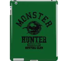 Monster Hunter Hunting Club iPad Case/Skin