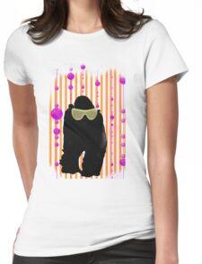 Fabulous Gorilla Womens Fitted T-Shirt