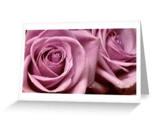 Lovely in Lavender Greeting Card