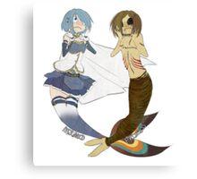 ♥ Mermaid Princesses ♥ Canvas Print