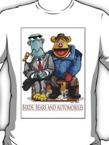 Birds, Bears and Automobiles T-Shirt