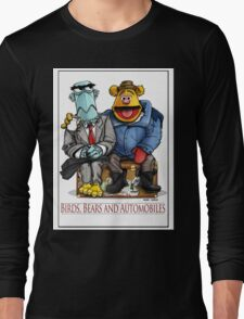 Birds, Bears and Automobiles Long Sleeve T-Shirt