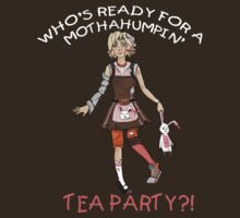 Mothahumpin' TEA PARTY! T-Shirt