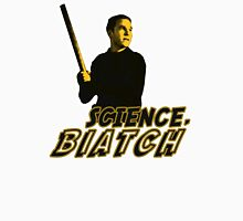 Leo Fitz 'Science, Biatch' Unisex T-Shirt
