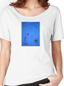 """Music"" Women's Relaxed Fit T-Shirt"