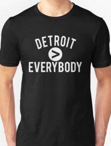 Detroit > Everybody T-Shirt