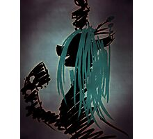 Queen Chrysalis Photographic Print