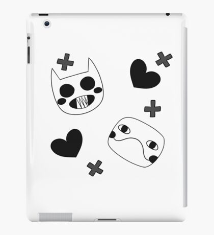 Just your video game merchant iPad Case/Skin