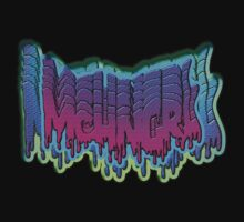 Machine Girl Sticker/Shirt 2 by machin3gir1