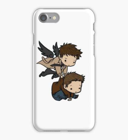 Supernatural -- Destiel -- iPhone Case/Skin