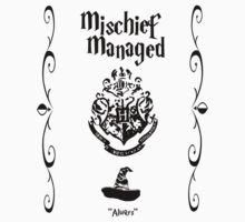 Mischief Managed by Ryan Orris