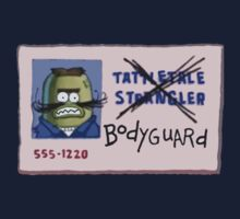 Definitely Not the Tattletale Strangler by BSRs