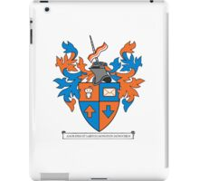 Reddit Coat of Arms iPad Case/Skin