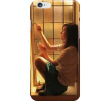 Get me out of here iPhone Case/Skin