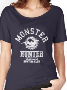 Monster Hunter Hunting Club Women's Relaxed Fit T-Shirt