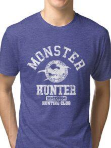 Monster Hunter Hunting Club Tri-blend T-Shirt