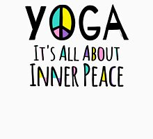 Yoga It's All About Inner Peace Women's Tank Top