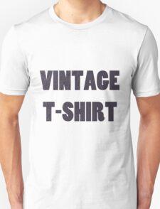 Vintage T-Shirt T-Shirt