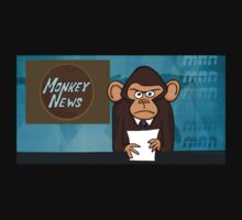 Monkey News by RockmelonSoda