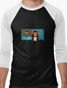 Monkey News Men's Baseball ¾ T-Shirt
