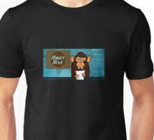 Monkey News Unisex T-Shirt