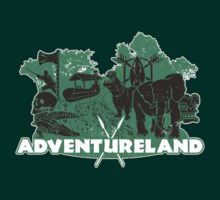 ADVENTURE in this LAND! by diztee