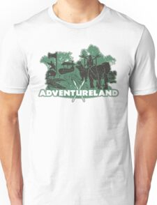 ADVENTURE in this LAND! Unisex T-Shirt