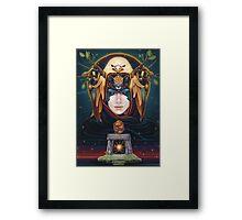 Destiny - Mistress of the Ways Framed Print
