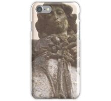 Cemetery Angel iPhone Case/Skin