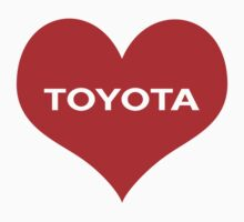 Toyota Love by MattThom