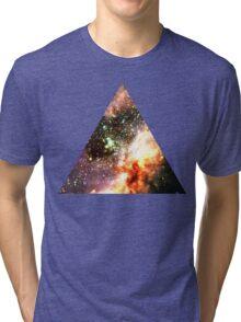 Omega Nebula (Messier 17) | Fresh Universe Tri-blend T-Shirt