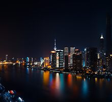 One Night in Shanghai by colorplayer