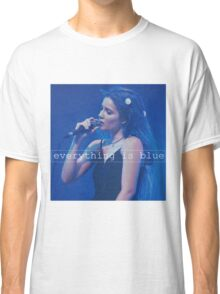 Halsey - everything is blue. Classic T-Shirt