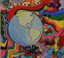 Explore the World by katiezhangg