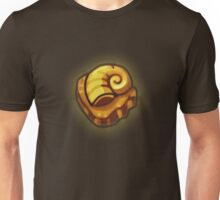 The Golden Helix Fossil Unisex T-Shirt