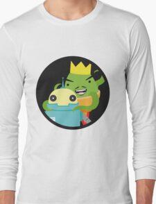 Droid gets ambushed! Long Sleeve T-Shirt
