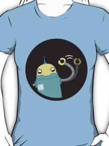 Droid says hello :) T-Shirt