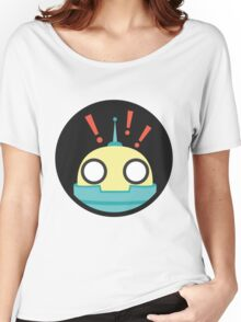 Droid shocked! Women's Relaxed Fit T-Shirt