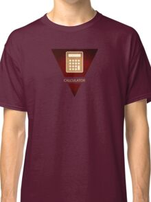 symbols: the calculator Classic T-Shirt