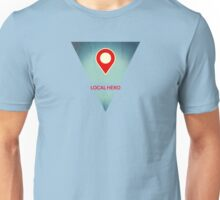 symbols: the local hero Unisex T-Shirt