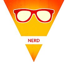 symbols: the nerd Photographic Print